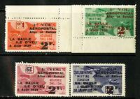 France Stamps 1939 Semi Air Issue VF OG LH