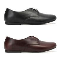 Birkenstock Saunders Womens Loafer Shoes Leather Black Brown Color