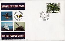 1973 Alberi-bfps COVER-Ufficio Postale di Campo 984 CD