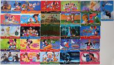 26 Disney Gift Cards 2009-2010: Disneyland Hotel, Up, Alice, Toy Story, Tron etc