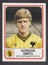 Panini - Football 84 - # 369 Gordon Smith - Wolves