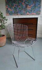 Harry Bertoia Side Chairs Mid-century  Eames era Vintage Retro