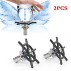 2Pcs Steaming Pitcher Glass Rinser Beer Cup Washing Spray Assembly Faucet Head