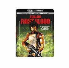 Rambo First Blood 4K Ultra HD Blu-ray Sylvester Stallone Brian Dennehy Crenna