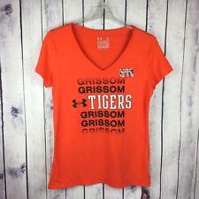 Under Armour Womens T-Shirt XL Grissom High School Tigers Huntsville AL A23-9