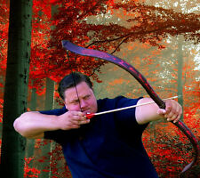 """Viking Norse """"Blood Tree"""" Recurve Bow"""