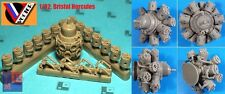 "1/32. Bristol ""Hercules"" engine resin set, by ""Vector"" 32-007"