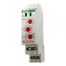 Multifunktionsrelais m.10 Funktionen Start und Reset Relais PCS-516 UNI F&F