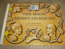 The Magic Merry-Go-Round by V. Gilbert Beers (1973, Hardcover)