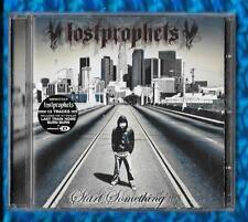 LOSTPROPHETS-START SOMETHING CD ALBUM(2004)TORMENT 32CD(Enhanced)Visible Noise