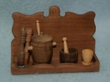 Condiment Shelf, France-Dollhouse Miniature