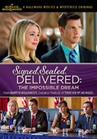 Signed Sealed Delivered The Impossible Dream (Eric Mabius) New DVD
