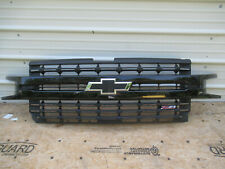 2019 2020 19 20 CHEVROLET CHEVY SILVERADO 1500 FRONT GRILL GRILLE OEM