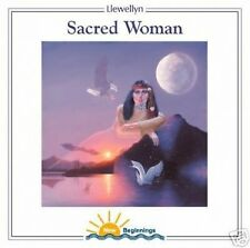 SACRED WOMAN - LLEWELLYN ( CD )
