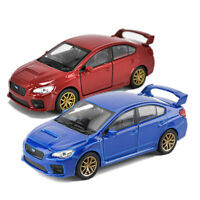 Subaru Impreza WRX STI 1:36 Scale Car Model Diecast Toy Vehicle Collection Gifts