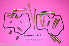 KAWASAKI 2005-2007 KVF750 Brute Force Carburetor Carb Rebuild Repair Kit For 2