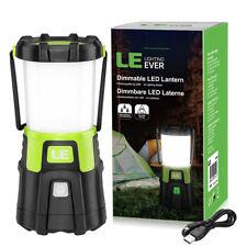 10W 1200lm LED Campinglampe Campingleuchte Laterne ideal für Ausflug Wandern