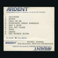 Give Out But Don't Give Up: The Original Memphis Recordings - Primal Scream (A
