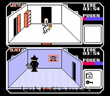 Spy Vs. Spy - Fun NES Nintendo Game