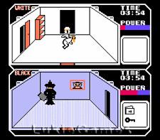 Spy Vs. Spy - Fun NES Nintendo Game