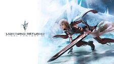 Final Fantasy Poster Length :800 mm Height: 500 mm SKU: 4001