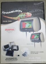 "NEW - Concept - CHAMELEON CLS-700 Headrest Monitor 7"" Wide Screen (No DVD)"