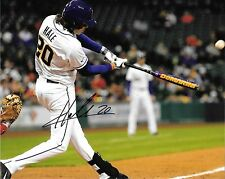 Conner Hale Hand Signed Lsu Tigers 8X10 Photo W/Coa