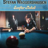 STEFAN WAGGERSHAUSEN Sanfter Rebell -Lyrics- Vinyl LP