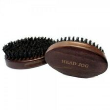 Head Jog Wooden Beard Brush Barbering Vintage/Funky Brush