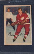 1953/54 Parkhurst #045 Benny Woit Red Wings VG 53PH45-122015-1