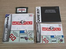 Monopoly - NTSC / US - Nintendo Gameboy Advance Game - Complete