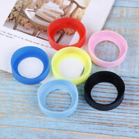 Outdoor Silicone Round Nonskid Water Bottle Mug Cup Sleeve Co IO