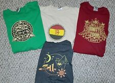 4x 311 Band 2000's Tour Concert Tee T Shirts XL L Vintage Hive Unity Lot!