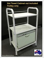 Salon Trolley 3 Tier Rubber Wheels Heavy Duty Hold Beauty Machine Equipment