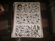 ROCKY MARCIANO UNDEFEATED HEAVYWEIGHT CHAMPION POSTER 16x20