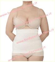 pancera,fascia elastica termica misto lana 50% per schiena,stomaco,reni e fegato