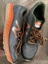 New Balance Size 6 Orange Gray Arishi Running Shoes Tennis Sport