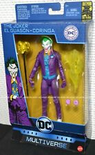 "Mattel DC Comics Multiverse Batman 80 Years DC Originals 6"" Figure The Joker"