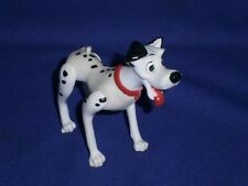 Vintage Disney 101 Dalmatians Pongo Jointed PVC Dog Figure 3 inch