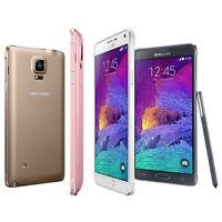 Samsung Galaxy Note 4 4G LTE GSM N910A Factory Unlocked 32GB Smartphone SRB