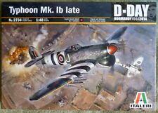 Italeri (2734) Typhoon Mk.Ib late D-Day Normandy 1944 in 1:48 Scale