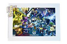 2016 Blizzcon Blizzard Heroes Of The Storm BATTLE READY Print + COA