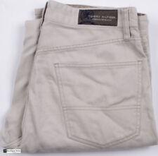 Jeans da uomo regolanti marca Tommy Hilfiger Taglia 32