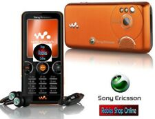 Sony Ericsson W610i Walkman Orange (Ohne Simlock) 2MP mp3 Original SEHR GUT OVP