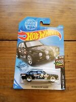 2019 HOT WHEELS '70 FORD ESCORT RS1600 HW RACE DAY BLACK. MOC