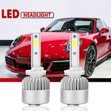 Pair White 6000K 880/881 H27W/2 200W 20000LM HeadLight Kit Bulbs LED Fog Light