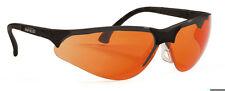 Luz azul y UV Gafas protectoras TERMINATOR UV400 Naranja - gafas especiales
