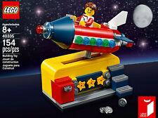 LEGO 40335 Ideas Weltraumrakete - Space Rocket Ride NEU