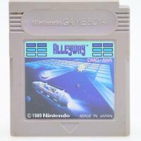 Alleyway | Nintendo Game Boy Spiel JAP | GameBoy Classic Modul | Akzeptabel