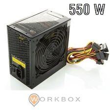 Alimentatore PC 1 FUN ENERGY K-Series 550W ATX - Full Black RetailI ITEK TPS550K
